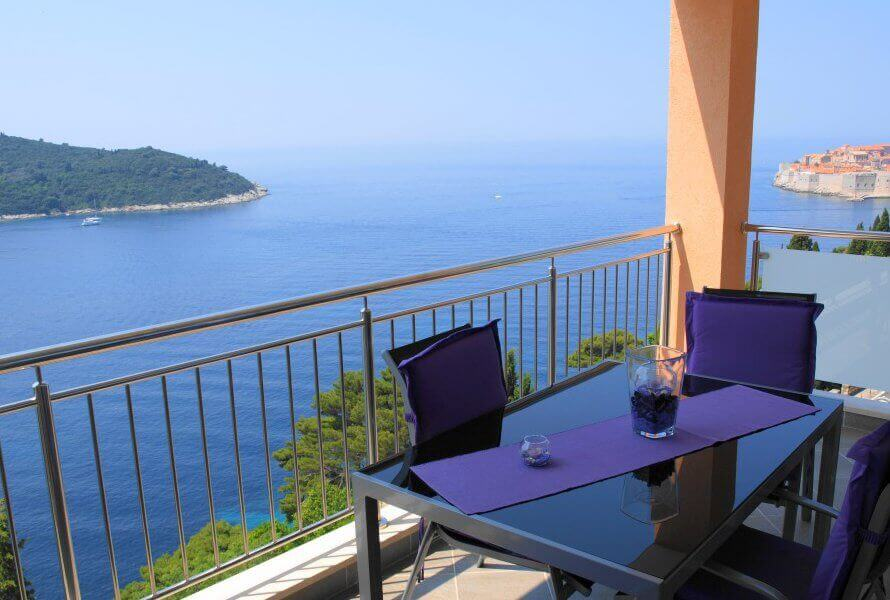 O2 Seafront Apartment Ploče Max 5 Guests